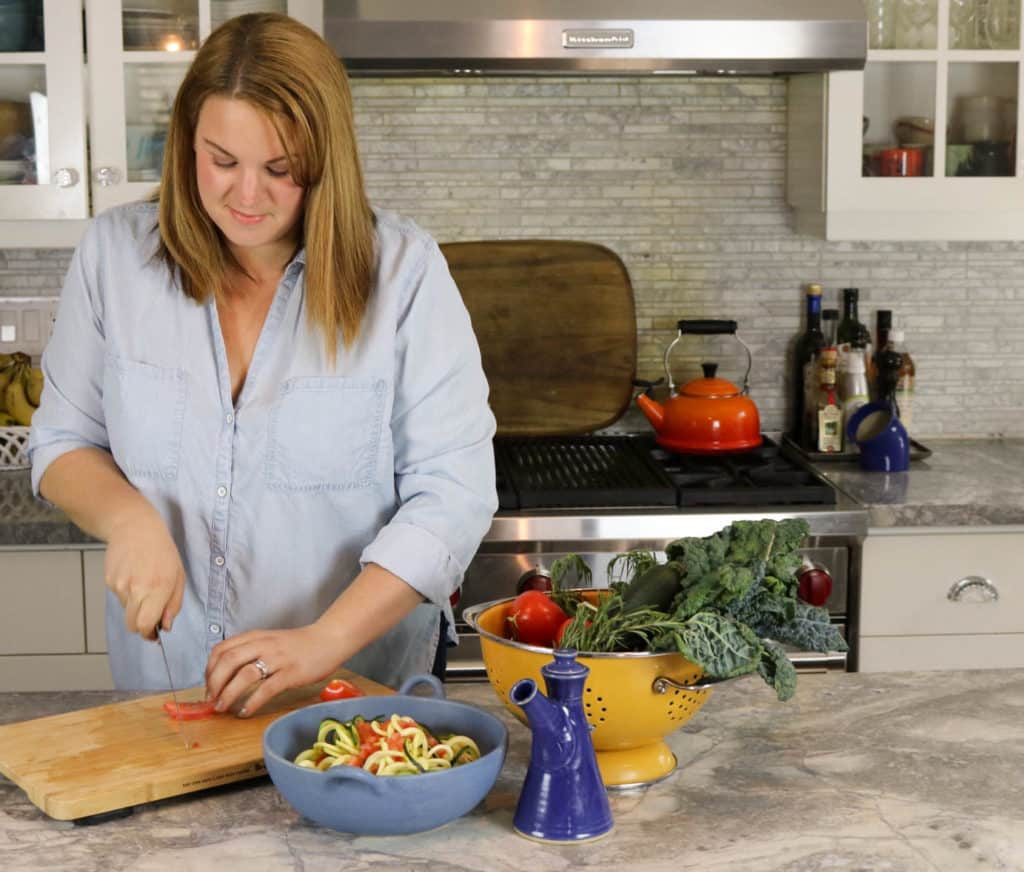 Leslie From Pasta to Paleo